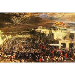 Vesuvio eruzione del 1631